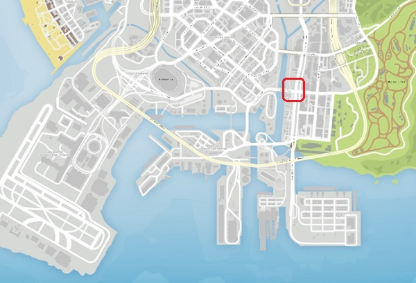 Gta V Elicottero Mappa : Veicoli rari e unici